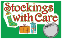 Stockings With Care Logo